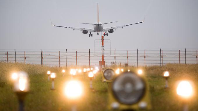 Am Abend fallen in Hannover 41 Flüge aus.