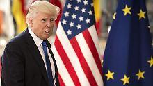 """Durchbruch im Handelsstreit?: """"Teilweise hat Trump schon recht"""""""