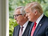 """Ein guter Deal für die USA: """"Europa ist vor Trump eingeknickt"""""""