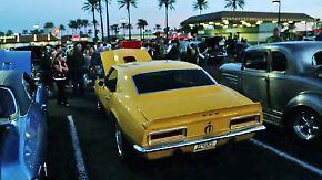 Oldtimer-Treffen in Phoenix: Getunte Automobil-Legenden, soweit das Auge reicht