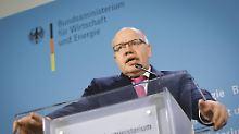 Das Bundeswirtschaftsministerium von Peter Altmaier will offenbar erstmals einen Unternehmenskauf in Deutschland durch chinesische Investoren untersagen.