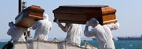 Seenotrettung vor dem Aus: Die Todesrate im Mittelmeer steigt schon