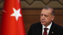 Erster Staatsbesuch seit 2014: Erdogan trifft Merkel in Berlin