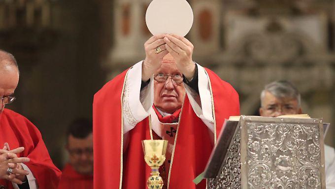 Kardinal Ricardo Ezzati ist Erzbischof von Santiago de Chile.