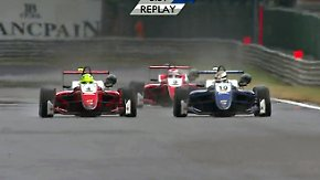 Tolles Überholmanöver in der Eau Rouge: Mick Schumacher feiert ersten Formel-3-Sieg