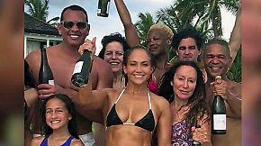 Promi-News des Tages: J.Lo sendet ganz besondere Geburtstagswünsche