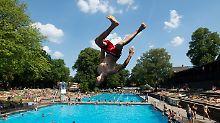 Kostenproblem trotz Gästerekord: Immer mehr Schwimmbäder schließen