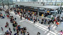 Immer noch Verspätungen: Chaos am Münchner Airport dauert an