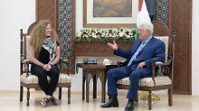 Palästinenserin nach Freilassung: Tamimi will weiter kämpfen