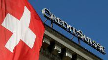 Starkes Ergebnis aus der Schweiz: Credit Suisse verdoppelt den Gewinn