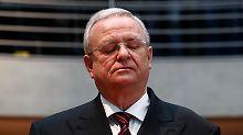 Person der Woche: Winterkorn - Blamage für die deutsche Justiz