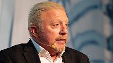 """""""Natürlich geht es um Geld"""": Boris Becker spricht über seine Ex"""