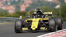 """Arbeiten ist offiziell verboten: Formel 1 atmet in der """"Feuerpause"""" durch"""