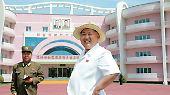 Bunt, futuristisch, monumental: Nordkoreas moderne Bauten