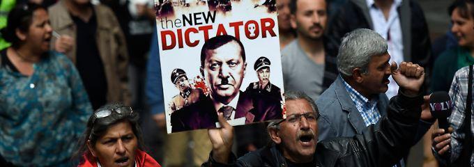 Staatsbesuch mit allen Ehren: Erdogan ist herzlich unwillkommen