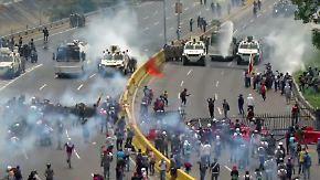 Mega-Inflation, Hunger, tote Demonstranten: In Venezuela geht das Licht aus