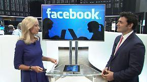 Investieren in Aktien: Daumen runter für Facebook?