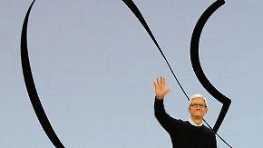 Erstes Billionen-Unternehmen der Welt?: Cook entwickelt Apple weiter, liefert prächtige Zahlen
