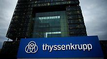 Thyssenkrupp steckt seit geraumer Zeit in Turbulenzen.