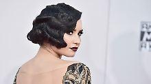 Freunde und Familie machen sich große Sorgen um sie: Demi Lovato.