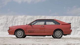 Imagewandel mit Anti-Schönling: Audi Quattro machte Allrad-Antrieb salonfähig