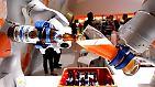 Von Anlagenbau bis Umwelttechnik: Was Chinesen in Deutschland alles gekauft haben