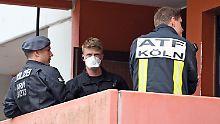 Verdächtige festgenommen: IS steuerte Kölner Rizin-Täter übers Netz