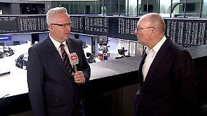 """Frank Meyer spricht mit Manfred Schlumberger: """"Der Euro ist letztlich eine Fehlkonstruktion"""""""