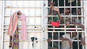 Video zeigt Folter durch Europas Partner: Libyen misshandelt und versklavt Geflüchtete