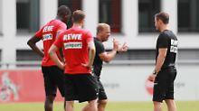 Der Sport-Tag: Videobeweis: 1. FC Köln fiebert heißem Zweitliga-Start entgegen