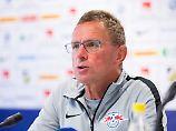 Coach sieht Ziele in Gefahr: Rangnick zählt faule RB-Spieler öffentlich an