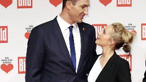 Promi-News des Tages: Klitschko trennt sich wohl von Dauer-Verlobter