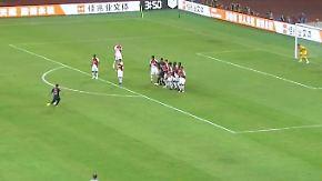 Monaco in China abgefertigt: PSG kantert Tuchel zum Supercup-Triumph