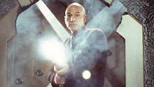 """Patrick Stewart will noch einmal Captain Jean-Luc Picard aus der """"Star Trek""""-Reihe spielen."""