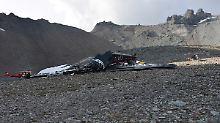 Das dürfte die Ermittlungen erschweren: Derart alte Flugzeuge sind nicht mit einer Black Box ausgerüstet.