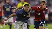 Selbstvertrauen nach United-Sieg: Der Titelhunger des FC Bayern ist geweckt