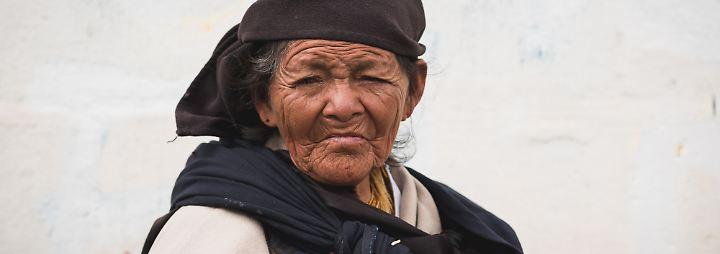 Gesichter Lateinamerikas: Wo Besitz endet, schmeckt das Leben süßer