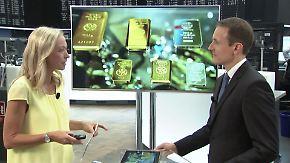 Investieren in Rohstoffe: Glänzende Zeiten für Gold-Bären?