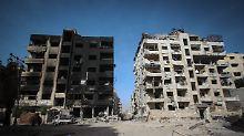 """""""Normales Leben, alte Jobs"""": Syrien will Flüchtlinge zurückholen"""