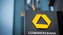Dividende für Investoren?: Commerzbank steigert Gewinn deutlich