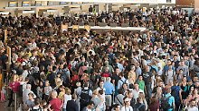 Normalbetrieb läuft wieder: Alarm legt Frankfurter Flughafen lahm