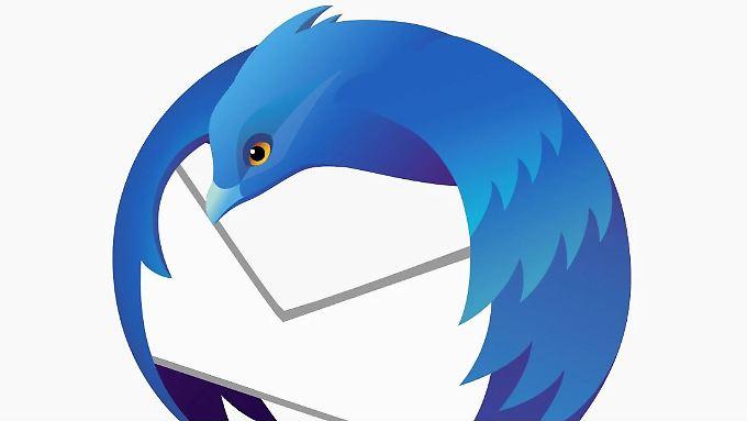 Auch das Thunderbird-Logo hat Mozilla aufgefrischt.