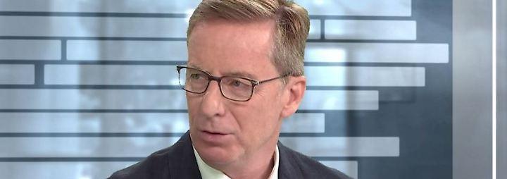 """Michael Hüther zum China-USA-Streit: """"Rückkehr zu einer Debatte in der WTO ist wichtig"""""""
