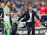 """""""Nach zwei Jahren in der Relegation ist eine stabile Saison wichtig"""": Bruno Labbadia."""