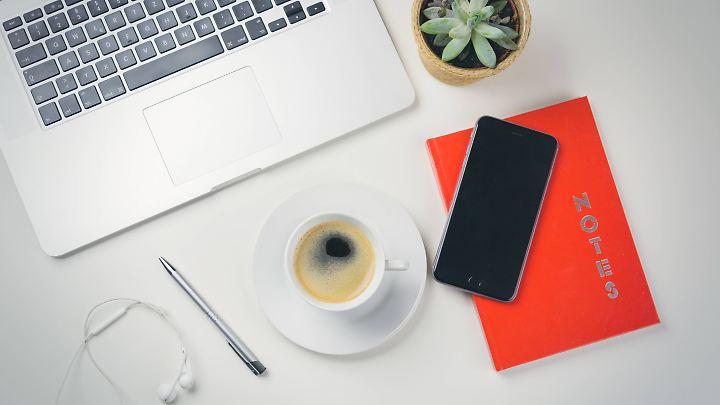 """Trifft eine """"stille SMS"""" ein, macht das Handy keinen Mucks."""