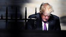 Umstrittene Burka-Äußerungen: Boris Johnson droht Disziplinarverfahren