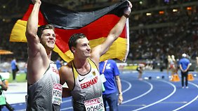 Die Deutschen haben gut lachen.