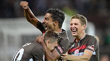 Der FC St. Pauli startet hervorragend in die neue Saison.