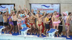 """Glamouröse """"Gay Games"""" in Paris: Homosexuelle Sportler ringen um Medaillen und Freiheit"""