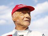Probleme mit Lunge und Nieren: Niki Lauda geht es wieder schlechter